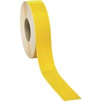 ModaCar Petekli Desen Sarı Fosfor Şerit 25 Mt 840101