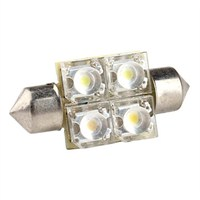 Z tech Lens Aydınlatmalı Beyaz Renk Sofid Ampul