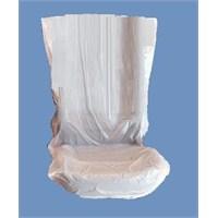 İDECplast Oto Koltuk Koruma Naylonu ( Plastik Koruma Kılıfı ) 400 'lük Rulo BASKISIZ