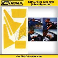 CRD 6 Parça Cam Filmi Çekme Aparatları