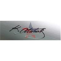 ModaCar Atatürk İmzası Aliminyum Sticker 75d011