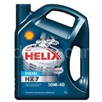 Shell Helix Diesel HX7 10W-40 4 Lt. Sentetik Teknolojili Motor Yağı A198