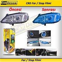 CRD Far / Stop Filmi MAVİ30 cm x 1 Metre