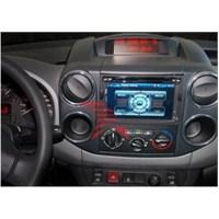 Navimate Citroen Berlingo Yeni Kasa (2009-...) Model Araca Özel Multimedya Sistemi