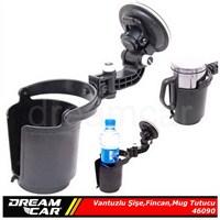 Dreamcar Vantuzlu Şişe,Fincan,Mug Tutucu 46090