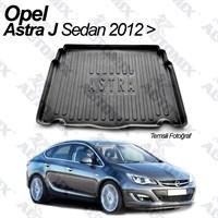Automix Opel Astra J Sedan Bagaj Havuzu Paspası 2012-> Sonrası