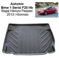 Automix Bmw 1(F20)Hb Bagaj Havuzu Paspası 2012->Sonrası Siyah