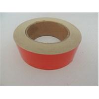 Gliptone Carat Reflektif 4cmX25mt Kırmızı