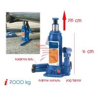 ModaCar 2 TON Kapasiteli Hidrolik Kriko GİZLİ GÜÇ 840895