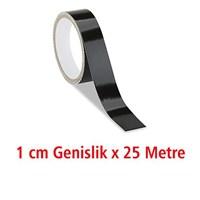 ModaCar Motorsiklet 1 cm x 25 Mt Siyah 10 Metre 75c012