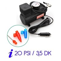ModaCar Sonax 20 PSI=3,5 DK 300 PSI Lastik Şişirici Hava Kompresörü 570078