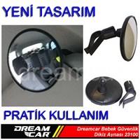 Dreamcar Bebek Güvenlik Dikiz Aynası Mandallı 23100