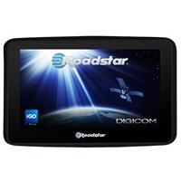 "Roadstar RDP5010 5"" Dokunmatik Ekran USB/Mikro SD Girişli MP3/WMA/WAV/WMV/JPEG Çalarlı Navigasyon Cihazı"
