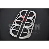 S-Dizayn Fiat Doblo Stop Çerçevesi 2 Prç. P.Çelik (2006-2010)