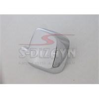 S-Dizayn Fiat Fiorino Ayna Kapağı 2 Prç. Abs Krom (2008>)