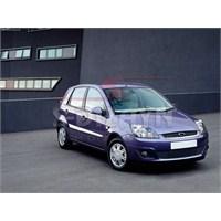 S-Dizayn Ford Fiesta 06.2005-10.2008 Model ve Arası Yan Kapı Çıtası 4 Prç. Krom P.Çelik