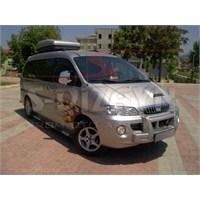S-Dizayn Hyundai Starex Ayna Kapağı 2 Prç. Abs Krom (2004>)