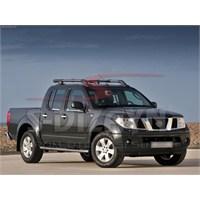 S-Dizayn Nissan Navara Cam Çıtası 4 Prç. P.Çelik (2006>)