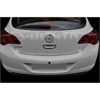 S-Dizayn Opel Astra J Bagaj Alt Çıta P.Çelik HB (2010>)