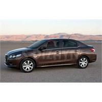 S-Dizayn Peugeot 301 Kapı Kolu 4 Kapı P.Çelik (2012>)