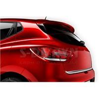 S-Dizayn Renault Clio-4 Stop Altı Çıtası 4 Prç. P.Çelik (2012>)