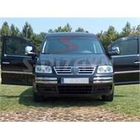 S-Dizayn Vw Caddy Cam Çıtası 4 Prç. P.Çelik (2004>)