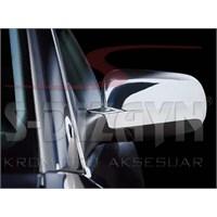 S-Dizayn Vw Golf IV Ayna Kapağı 2 Prç. Abs Krom (1998-2004)