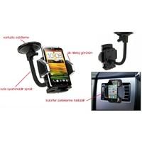 ModaCar Kalorifer Petek Uyumlu+Vantuzlu PDA, Telefon, Navigasyon Tutucu 131114