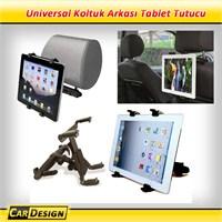 CRD Universal Koltuk Arkası Tablet Tutucu