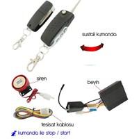 ModaCar Motorsiklet İçin Alarm Seti 81b066