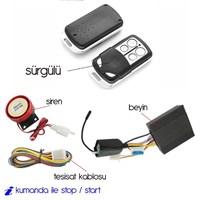 ModaCar Motorsiklet ve ATV Alarm Sistemi 81b067