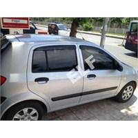 TARZ Hyundai Getz Mugen Cam Rüzgarlığı Ön/Arka Set