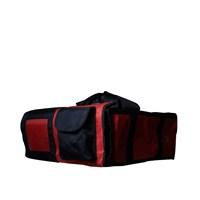 Tex 301 Dayanıklı Impertexten Üretilmiş Kırmızı Servis Çanta (48x46x21)