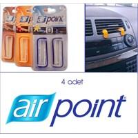 air-point VANİLYA 4 ADET Petek Arası Havalandırma Kokusu 35a010