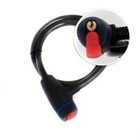 Tex 2116 Çelik Örgü Halat Sert PVC Kaplı Sprol Kilit (12x1500 mm)