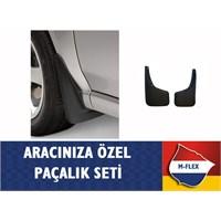 M-FLEX Fiat Doblo 2010 Öncesi ARKA Çamurluk Seti 38h018