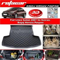 Fiat Linea Sedan 2007 Ve Sonrası Bagaj Havuzu Paspası BG042