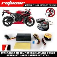 Motorsiklet Alarmı Çift Kumandalı Rt16
