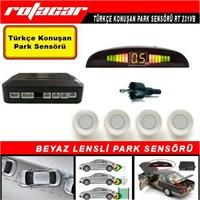 Rotacar Park Sensörü Türkçe Konuşan Uyarı Ekranlı Rt 231vb