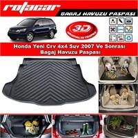 Honda Crv 4x4 Suv 2007 2012 Bagaj Havuzu Paspası BG073
