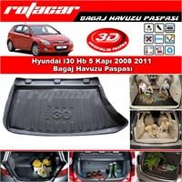 Hyundai i30 Hb 5 Kapı 2008 2011 Bagaj Havuzu Paspası BG087