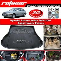 Hyundai Elantra Sedan 2004 2007 Bagaj Havuzu Paspası BG092