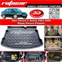Opel Vectra C Sedan 2002 2009 Bagaj Havuzu Paspası BG0131