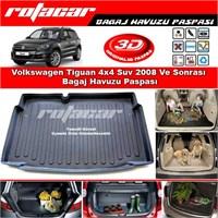 Volkswagen Tiguan Bagaj Havuzu (2008-2015 Modeller)