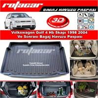 Volkswagen Golf 4 Hb 5kapı 1998 2004 Bagaj Havuzu Paspası BG0207