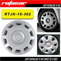 15 INC Jant Kapağı RTJK15302