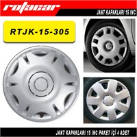 15 INC Jant Kapağı RTJK15305