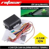 Rotacar Tam Otomatik Cam Kaldırma Modülü 4 Cam