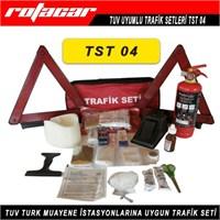 Rotacar Trafik Seti Tüplü Lüks Tuv Uyumlu Tst04