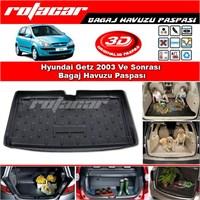 Hyundai Getz 2003 Ve Sonrası Bagaj Havuzu Paspası BG0315